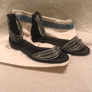 Tory Burch Like New Mignon Sandals 8.5
